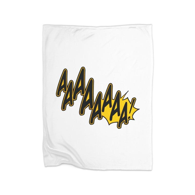 AAAAAAAA! Home Blanket by megatrip's Artist Shop