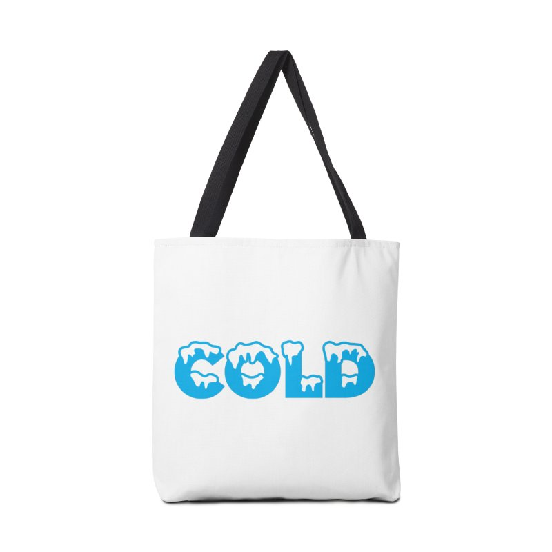 COLD Accessories Bag by megatrip's Artist Shop