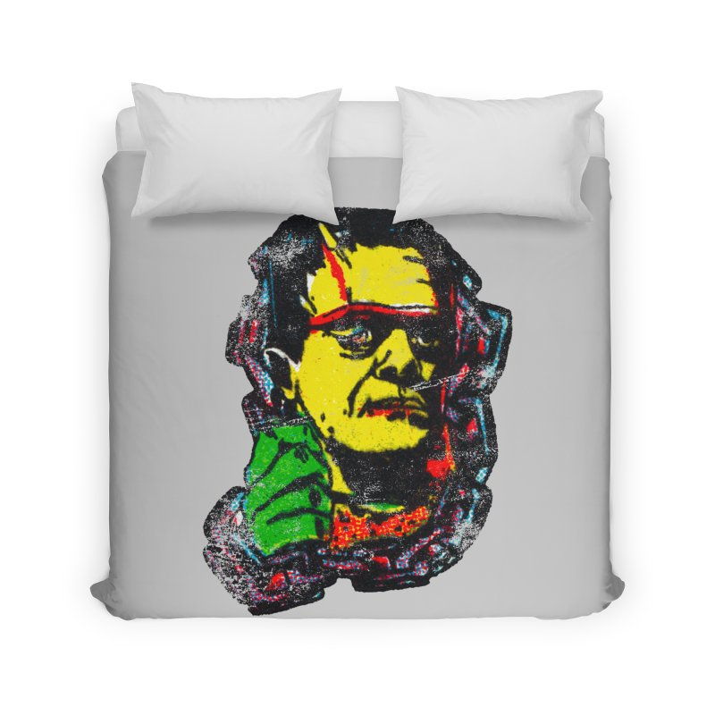 1975 FRANK Home Duvet by megatrip's Artist Shop