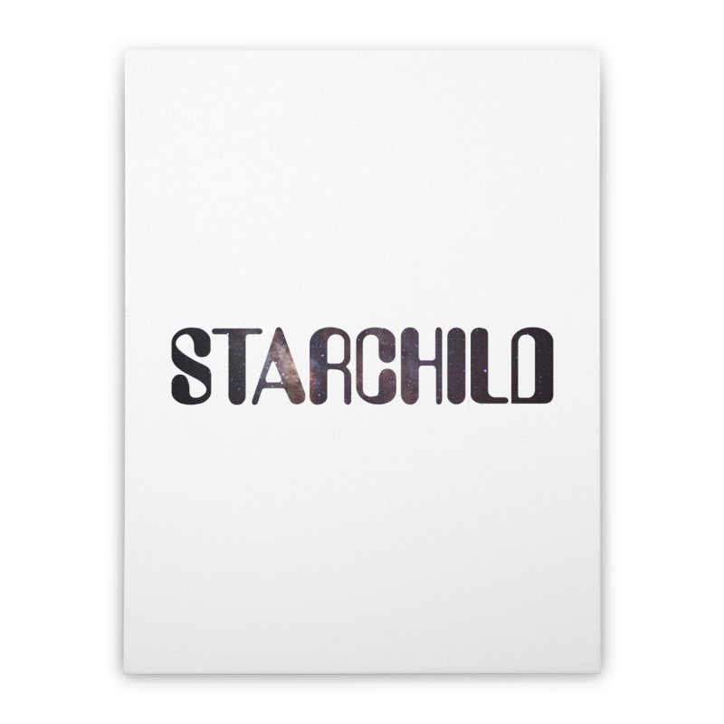Starchild Home Stretched Canvas by megatrip's Artist Shop