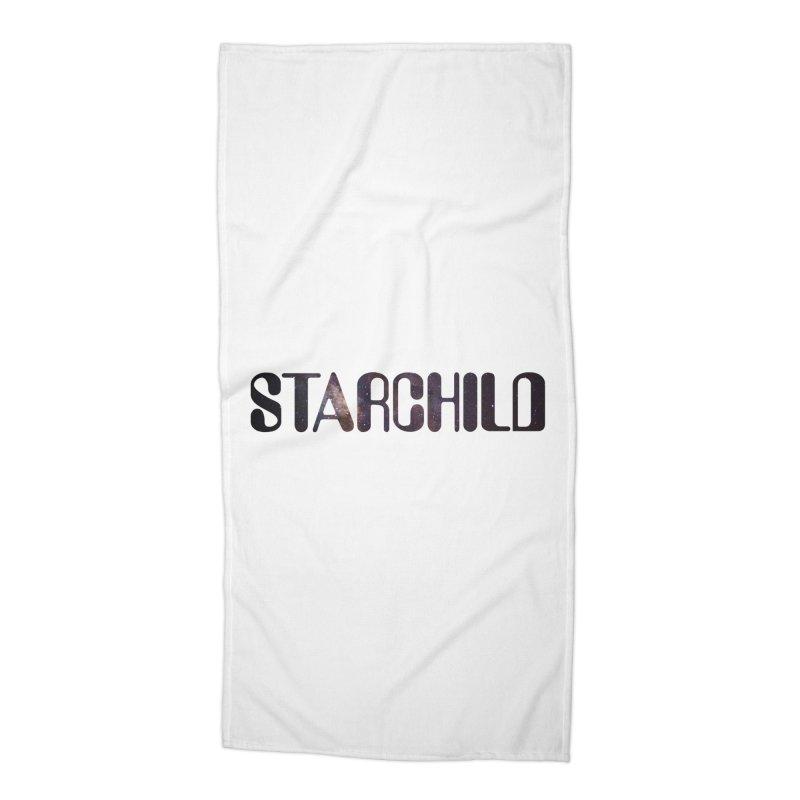 Starchild Accessories Beach Towel by megatrip's Artist Shop