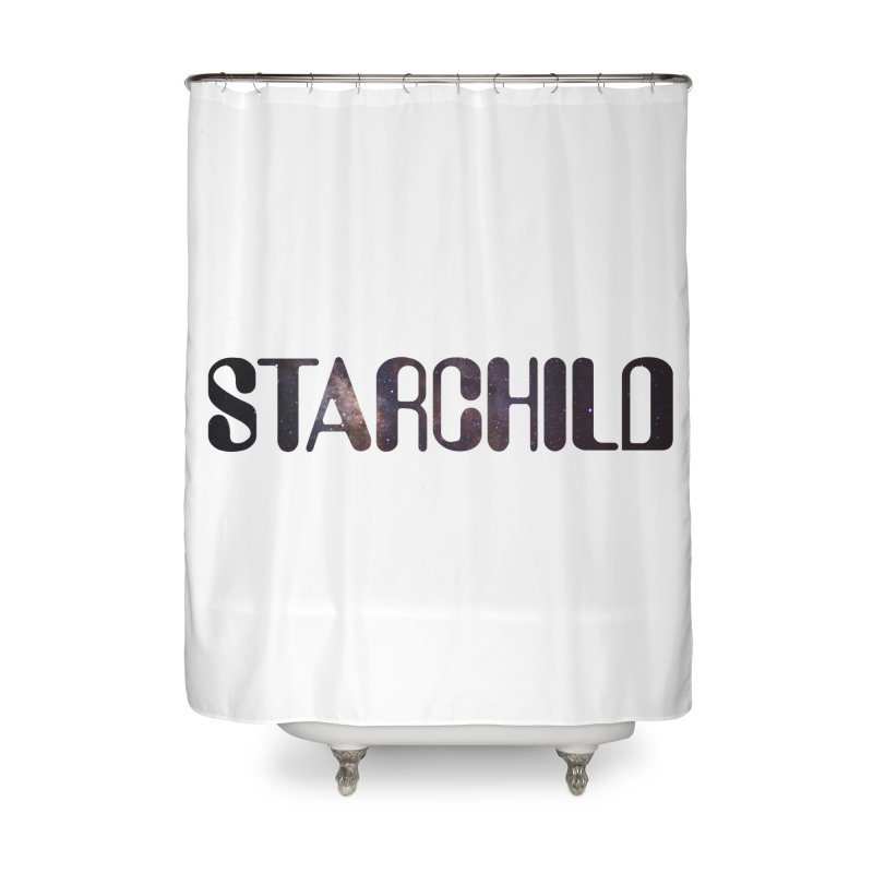 Starchild Home Shower Curtain by megatrip's Artist Shop