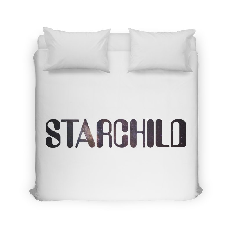 Starchild Home Duvet by megatrip's Artist Shop
