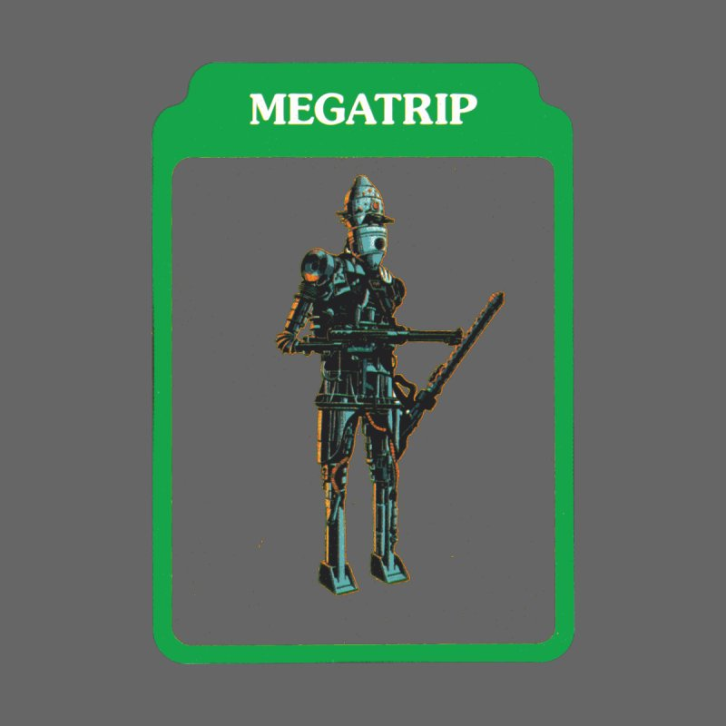 MG-88   by megatrip's Artist Shop