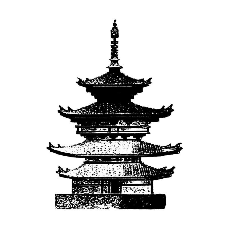 Pagoda   by megatrip's Artist Shop