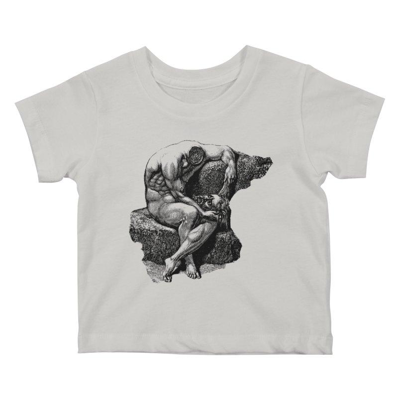 Headless Kids Baby T-Shirt by megatrip's Artist Shop