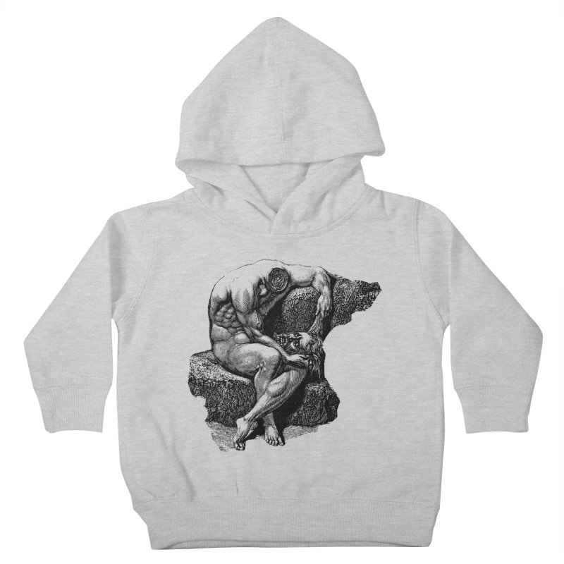 Headless Kids Toddler Pullover Hoody by megatrip's Artist Shop