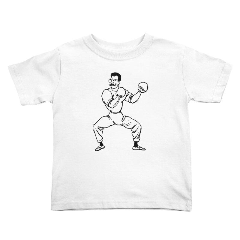 Put 'Em Up Kids Toddler T-Shirt by megatrip's Artist Shop