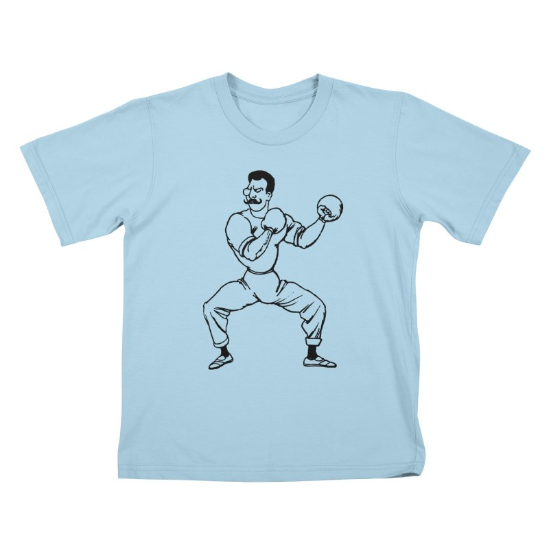 Put 'Em Up Kids T-shirt by megatrip's Artist Shop