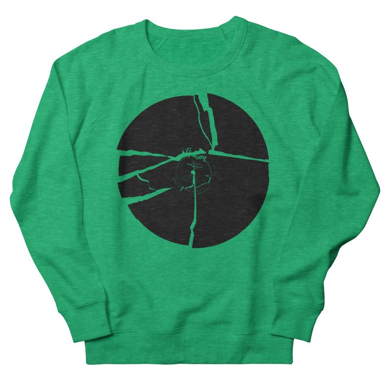 Broken Record Men's Sweatshirt by megatrip's Artist Shop