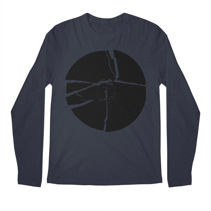 Broken Record Men's Longsleeve T-Shirt by megatrip's Artist Shop