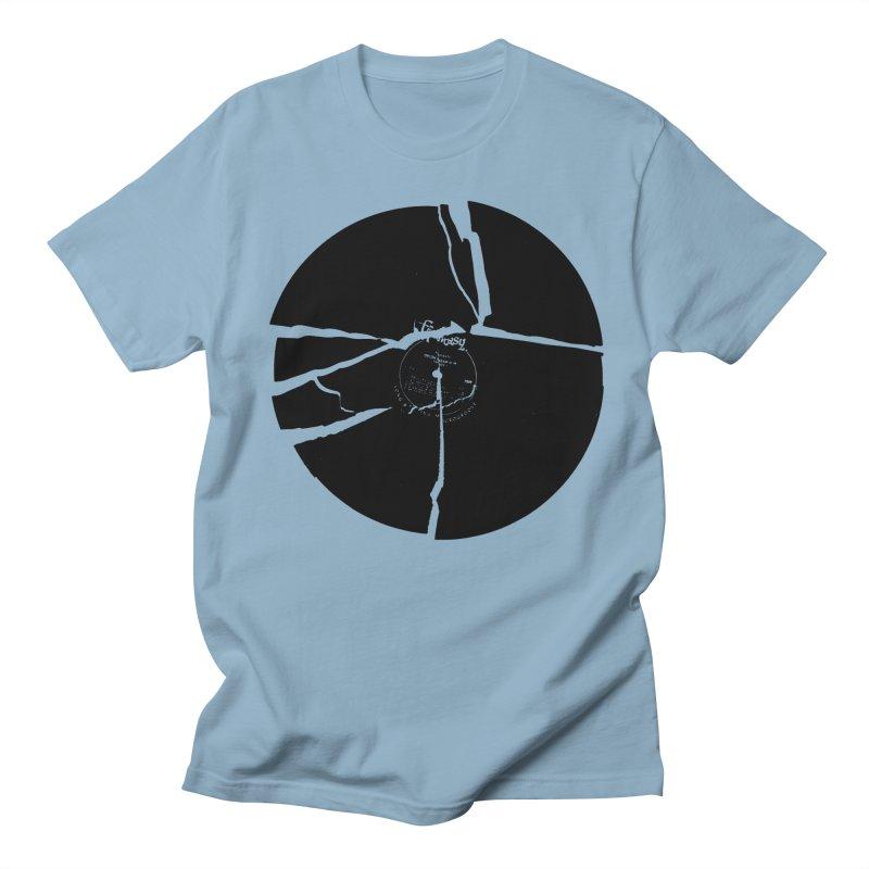 Broken Record Women's Unisex T-Shirt by megatrip's Artist Shop