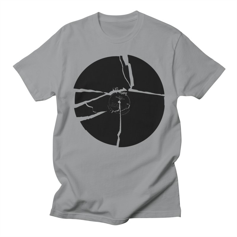 Broken Record Men's T-shirt by megatrip's Artist Shop
