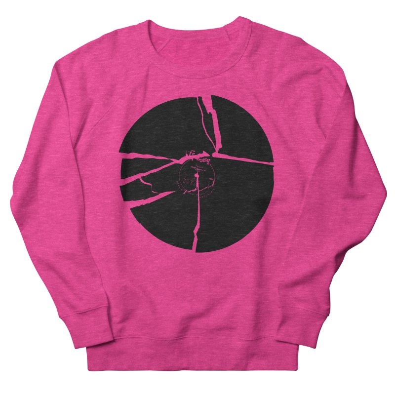 Broken Record Women's Sweatshirt by megatrip's Artist Shop