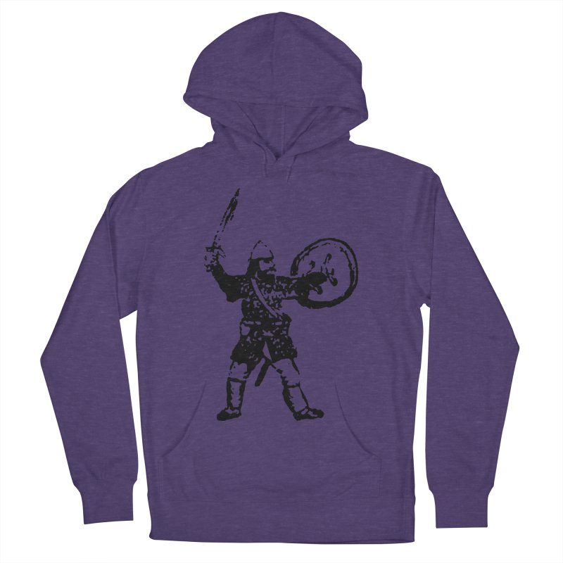 RPG Dwarf Attack Men's Pullover Hoody by megatrip's Artist Shop