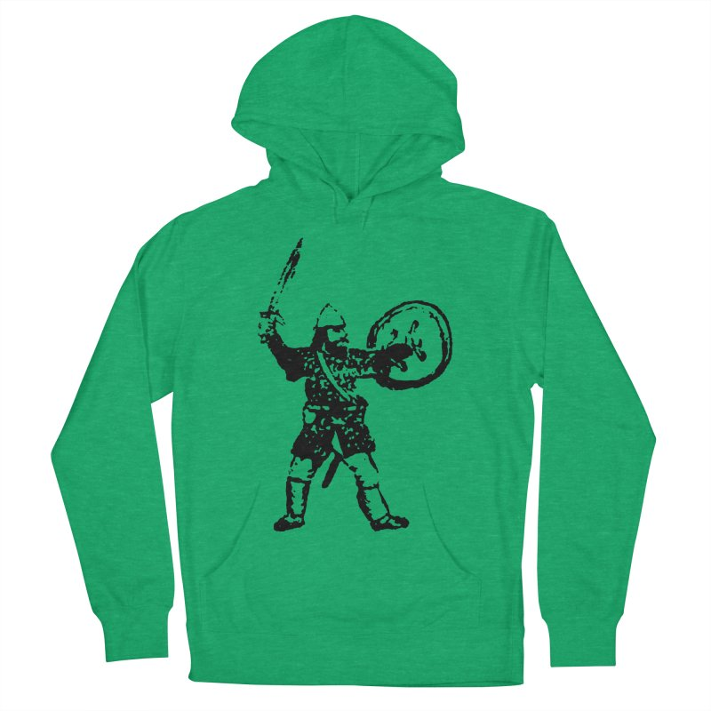 RPG Dwarf Attack Men's Pullover Hoody by megatrip's Artist Shop