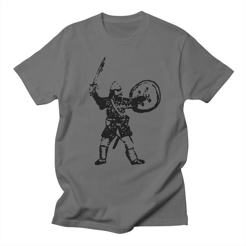 RPG Dwarf Attack Men's T-Shirt by megatrip's Artist Shop