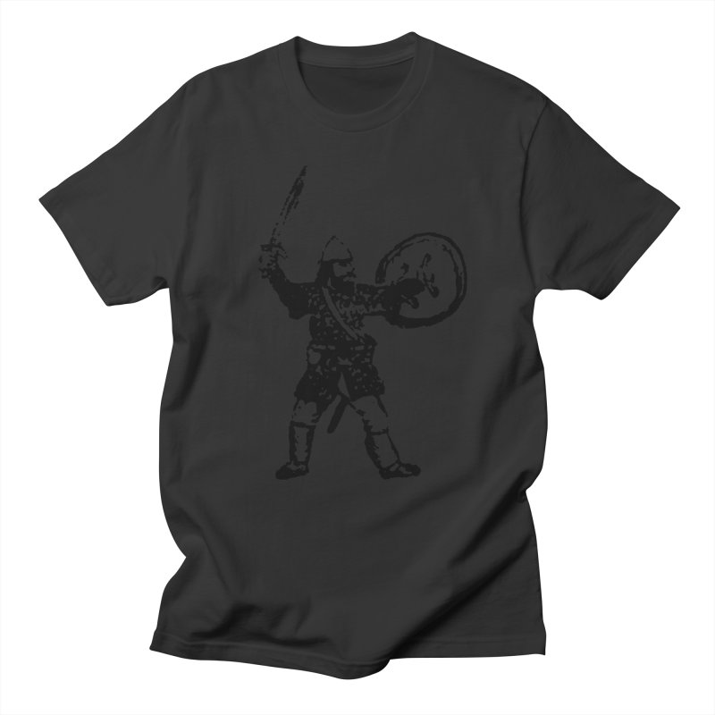RPG Dwarf Attack Men's T-Shirt by megatrip's Artist Shop