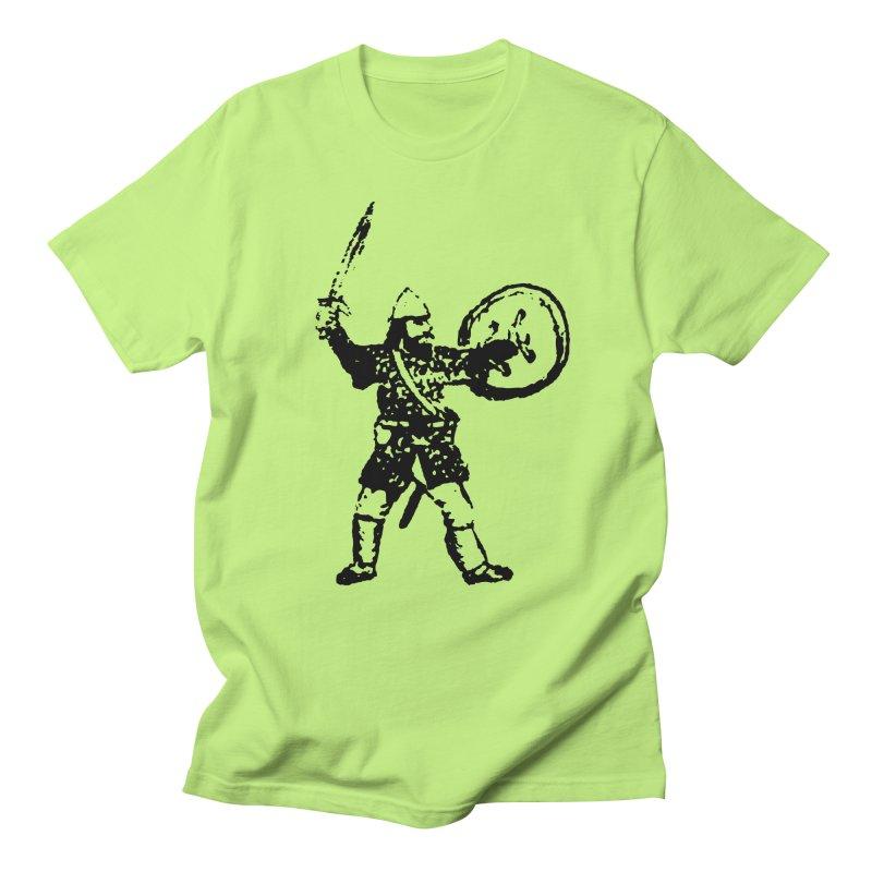 RPG Dwarf Attack Women's Unisex T-Shirt by megatrip's Artist Shop