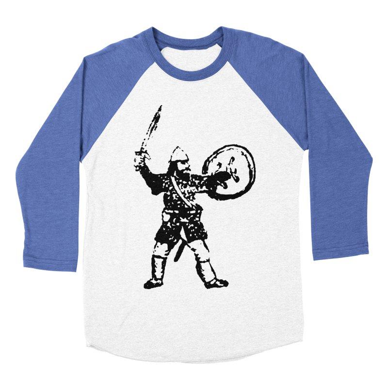 RPG Dwarf Attack Women's Baseball Triblend T-Shirt by megatrip's Artist Shop