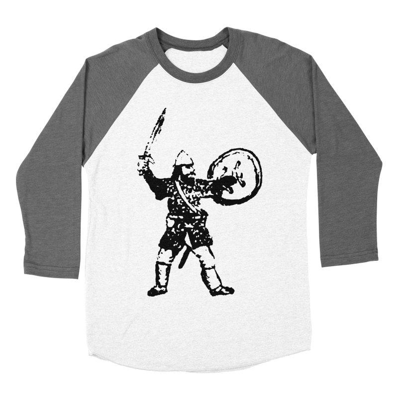 RPG Dwarf Attack Men's Baseball Triblend T-Shirt by megatrip's Artist Shop