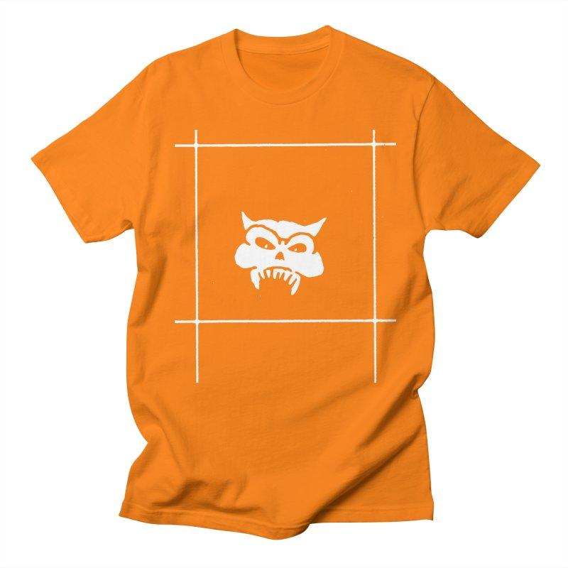 Battered Demon Skull v2 Women's Unisex T-Shirt by megatrip's Artist Shop