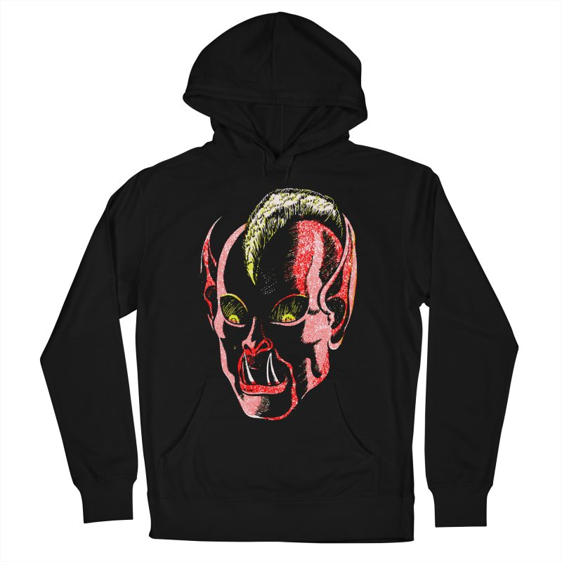 Haunted Head v1 Women's Pullover Hoody by megatrip's Artist Shop