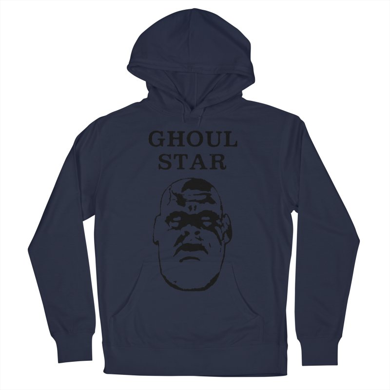 Ghoul Star Men's Pullover Hoody by megatrip's Artist Shop