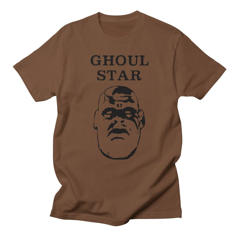 Ghoul Star Men's T-shirt by megatrip's Artist Shop