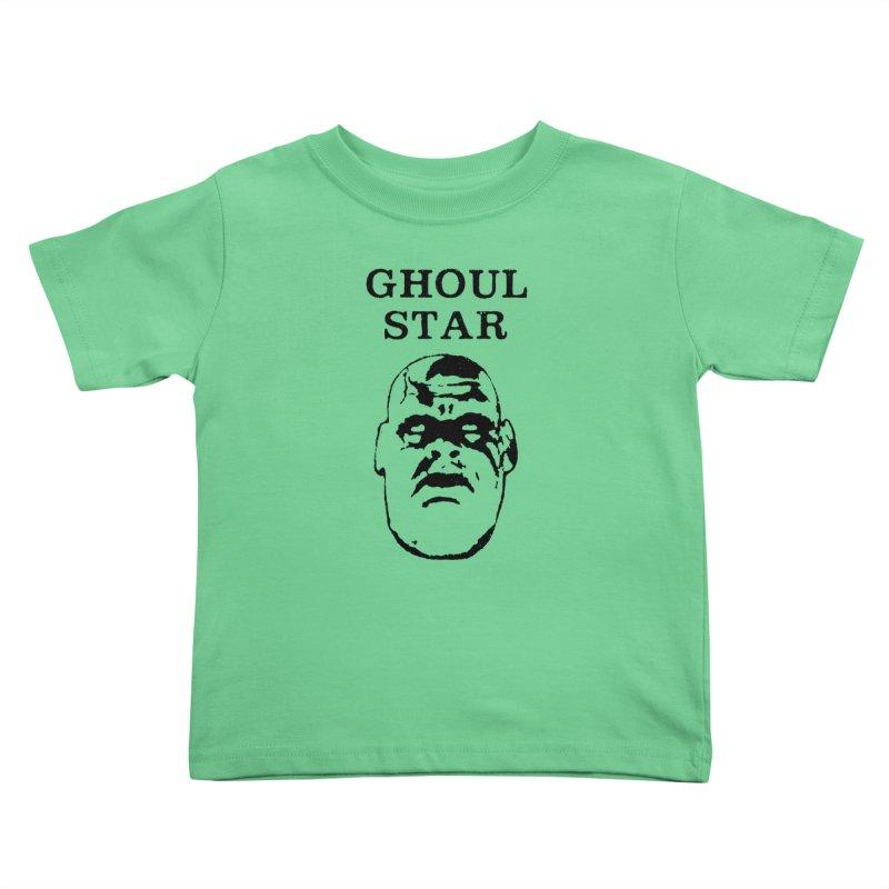 Ghoul Star Kids Toddler T-Shirt by megatrip's Artist Shop