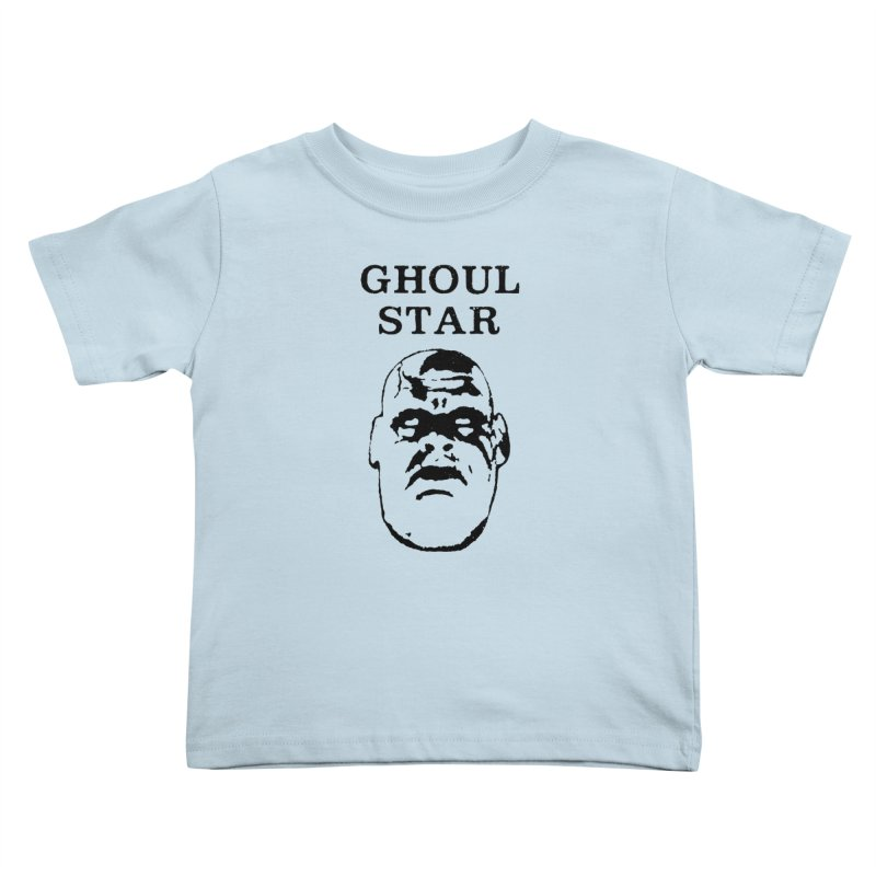 Ghoul Star Kids Toddler T-Shirt by megatrip's Artist Shop