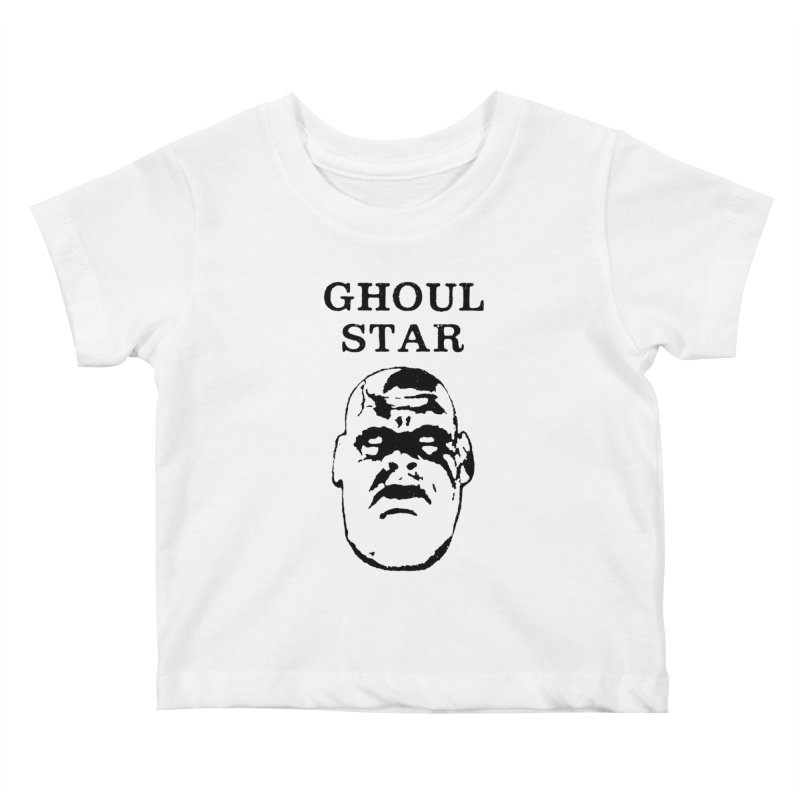 Ghoul Star Kids Baby T-Shirt by megatrip's Artist Shop