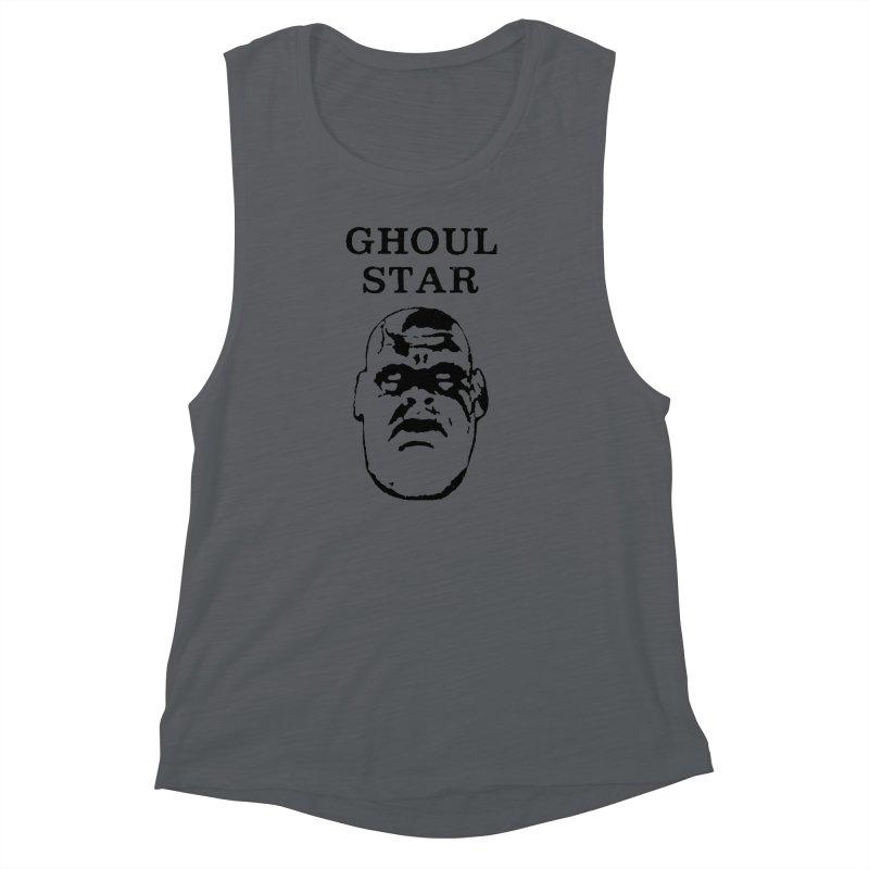 Ghoul Star Women's Muscle Tank by megatrip's Artist Shop