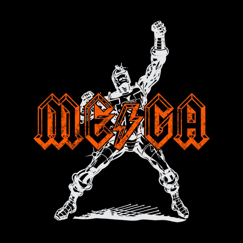 Mega-Punk Robot None  by megatrip's Artist Shop