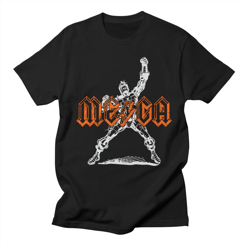 Mega-Punk Robot Women's Unisex T-Shirt by megatrip's Artist Shop