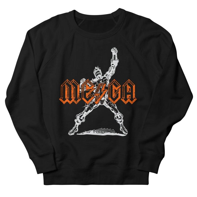 Mega-Punk Robot Men's Sweatshirt by megatrip's Artist Shop