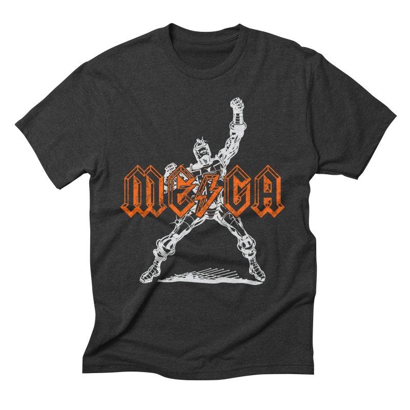 Mega-Punk Robot Men's Triblend T-shirt by megatrip's Artist Shop