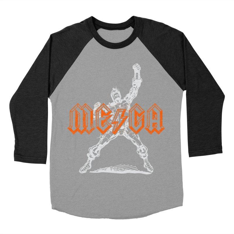 Mega-Punk Robot Women's Baseball Triblend T-Shirt by megatrip's Artist Shop