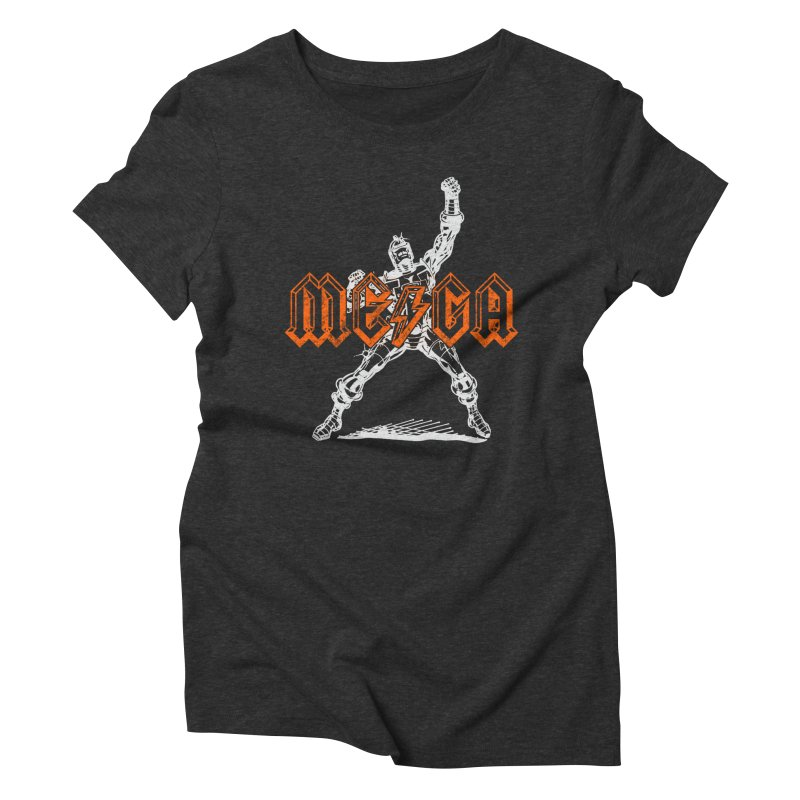 Mega-Punk Robot Women's Triblend T-Shirt by megatrip's Artist Shop