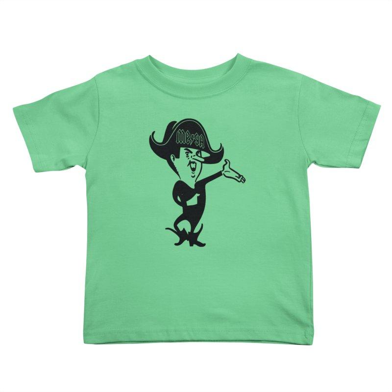 Ahoy There - Pirate Megatrip Kids Toddler T-Shirt by megatrip's Artist Shop