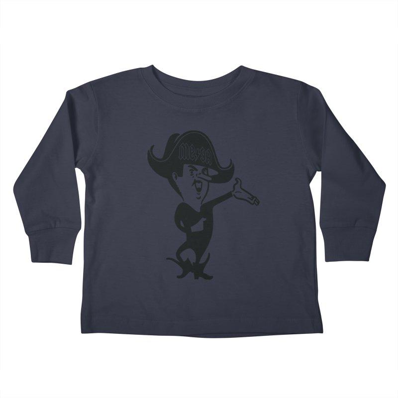 Ahoy There - Pirate Megatrip Kids Toddler Longsleeve T-Shirt by megatrip's Artist Shop