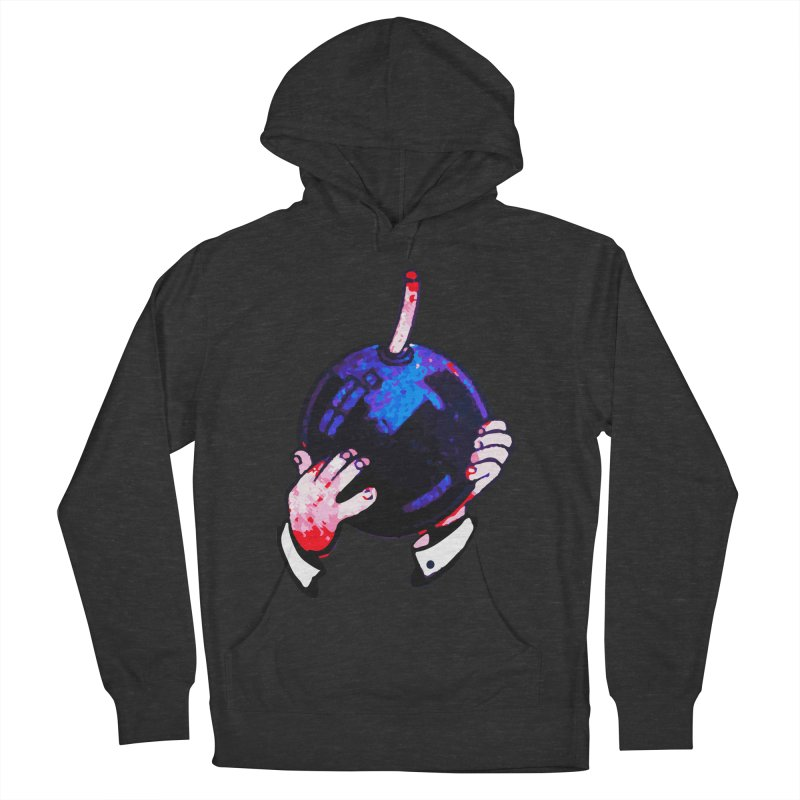 Short Fuse Women's Pullover Hoody by megatrip's Artist Shop