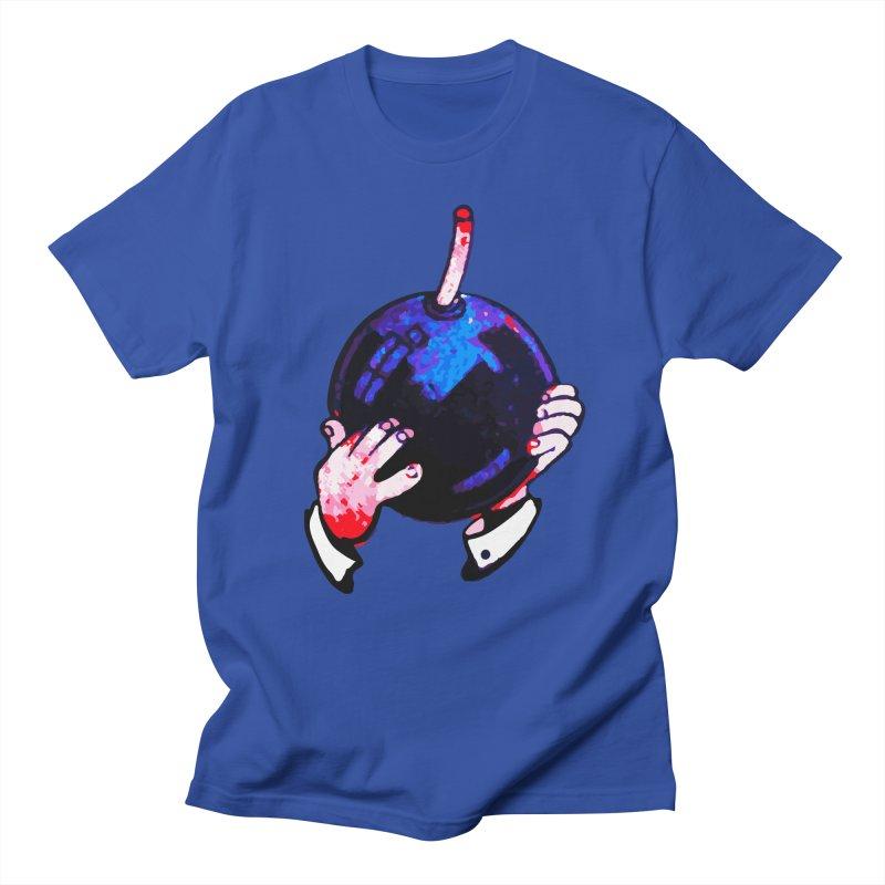 Short Fuse Women's Unisex T-Shirt by megatrip's Artist Shop