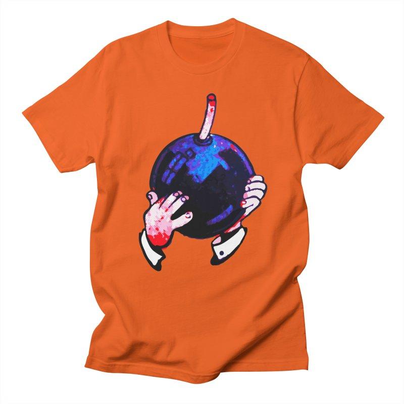 Short Fuse Men's T-shirt by megatrip's Artist Shop