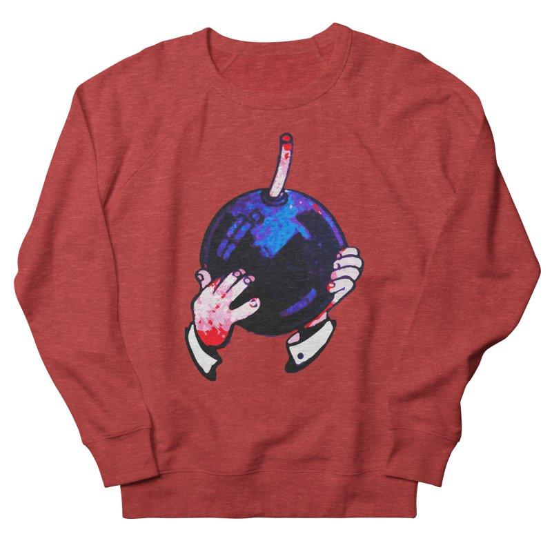 Short Fuse Men's Sweatshirt by megatrip's Artist Shop