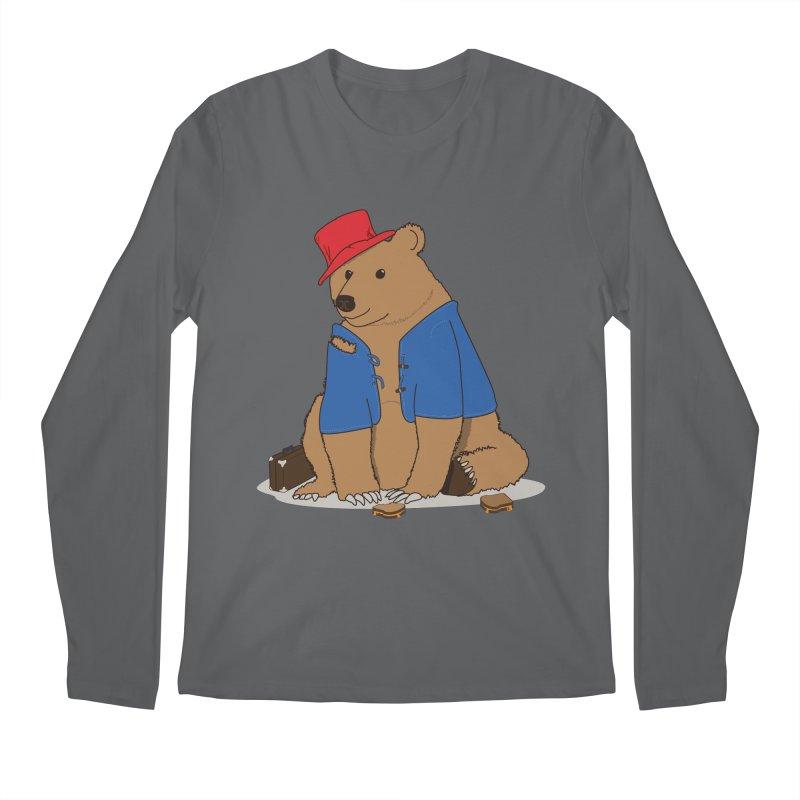 All Grown Up Men's Longsleeve T-Shirt by MeiDAS - Artist Shop