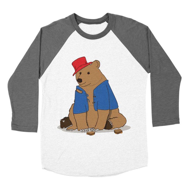 All Grown Up Men's Baseball Triblend T-Shirt by MeiDAS - Artist Shop