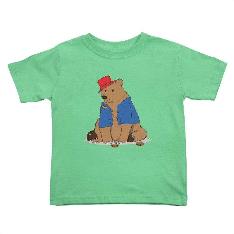 All Grown Up Kids Toddler T-Shirt by MeiDAS - Artist Shop