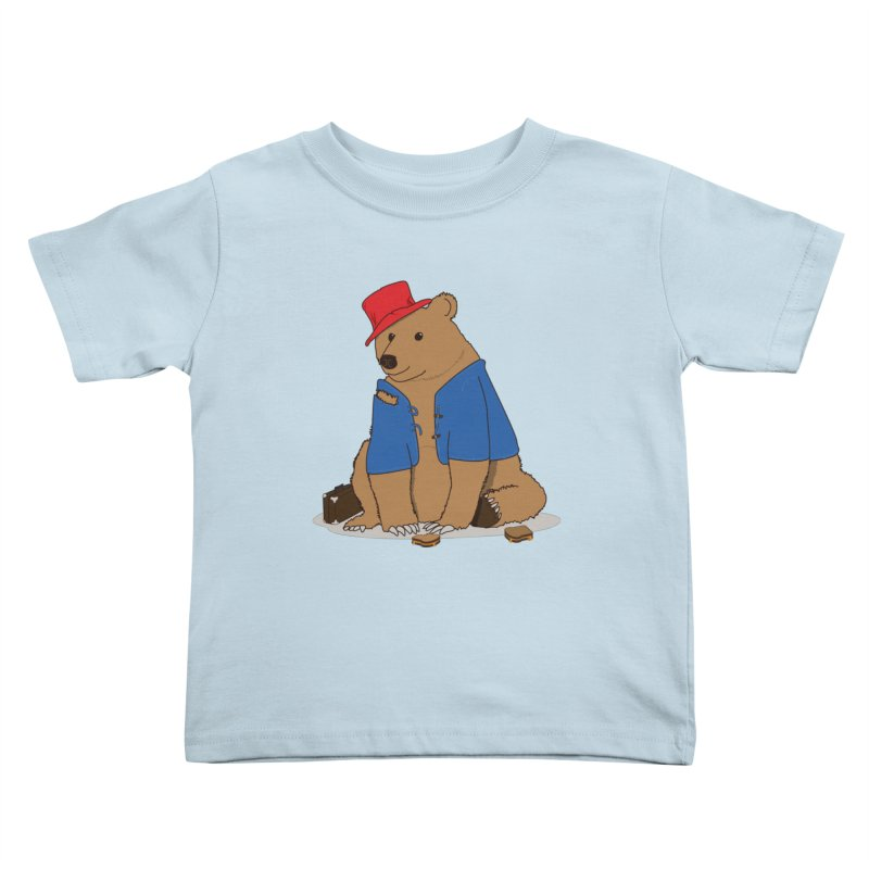 All Grown Up Kids Toddler T-Shirt by MeiDAS - Artist Shop
