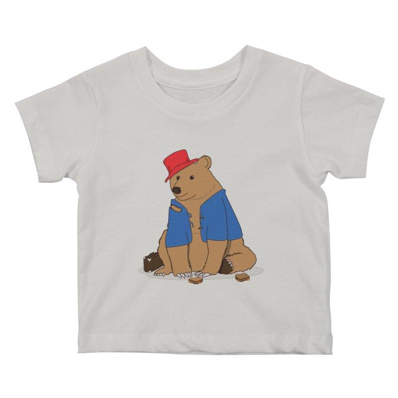 All Grown Up Kids Baby T-Shirt by MeiDAS - Artist Shop